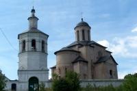 Смоленск, церковь Михаила Архангела, XII век.