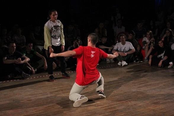 В Смоленске провели «Last Show Hip-Hop Battles 1x1»