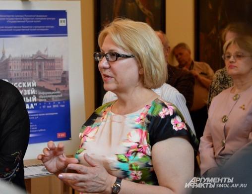 Лидия Евтушенкова, президент Благотворительного фонда помощи детям «КиноМай»