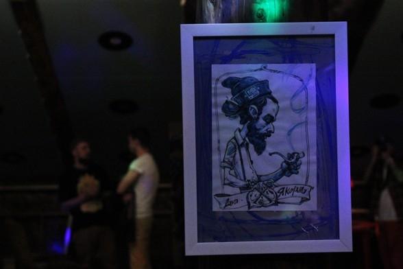 Выставка проекта MC KUNSTFABRIK в Витебске