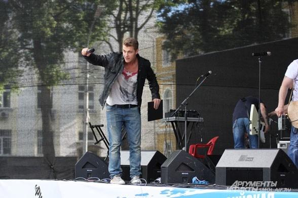 Алексей Воробьев