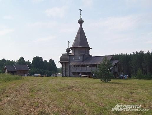 Храм в честь князя Владимира