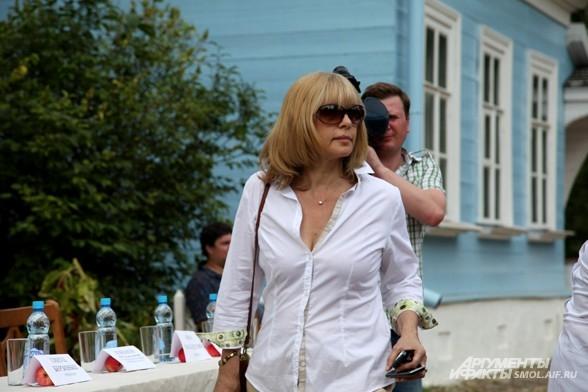 Вера Глаголева, режиссер