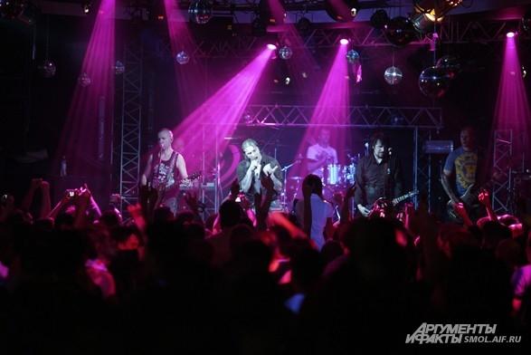 Концерт в «Губернском». Май 2012 года.