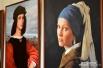Ингеборга Дапкунайте.  Ян Вермеер, «Девушка с жемчужной серёжкой».