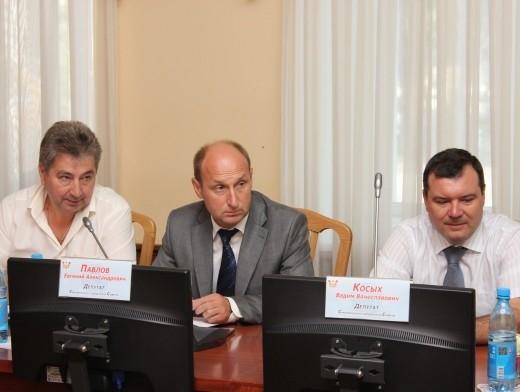 Евгений Павлов:«На протяжении трех лет я очень тесно работал и с администрацией города, и с горсоветом».
