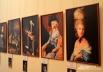 """Оксана Федорова. Томас Гейнсборо, """"Портрет дамы в голубом"""""""