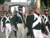 Реконструкторы посетили памятник на могиле генерала А.А. Скалона