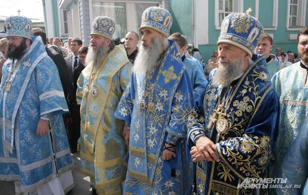 Четыре епископа