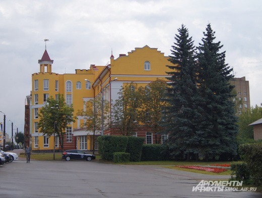Театр Кукол имени Светильникова