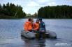 Маршрут прогулки охватывает практически все озеро Ключевое