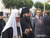 Патриарх Кирилл и епископ Исидор