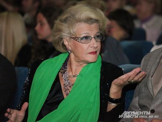Светлана Дружинина получила приз Гильдии кинорежиссеров