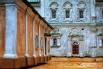 В 1658 году возрождён как православный монастырь