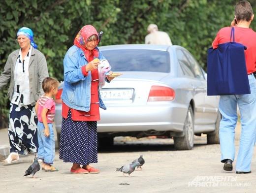 ...а так же кормить плодами нуждающихся и нищих