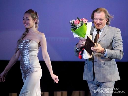 Юрий Васильев, режиссер фильма «Продавец игрушек», который получил приз имени Никулина