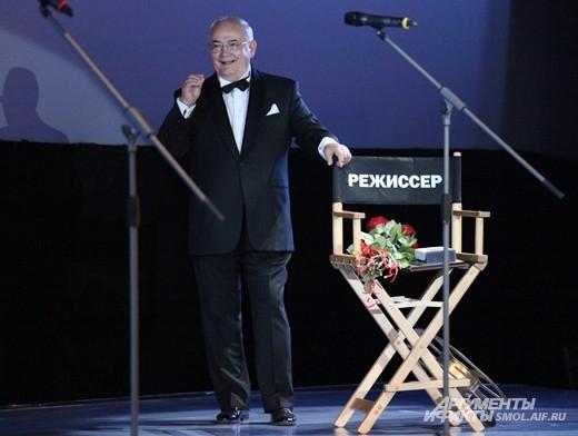 Всеволод Шиловский, президент кинофестиваля