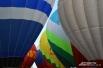 Таких больших «воздушных шариков» площадь Ленина еще не видела