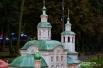 В 1770-х годах построены Спасо-Преображенский собор (1765 год), церковь Введения, дом настоятеля, семинарский корпус, библиотечные палаты, учительские кельи
