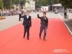 Фильм-открытие фестиваля - «Гагарин. Первый в космосе» представляют исполнитель главной роли Ярослав Жалнин и продюсер Дмитрий Мурин