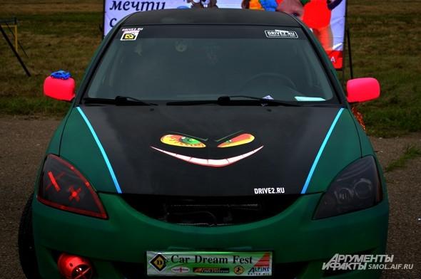 Главная ухмылка  Car Dream Fest