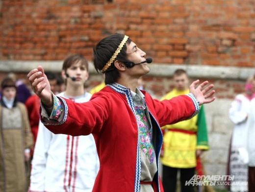Федор Конь получает известие о том, что именно ему будет поручено строить крепость в Смоленске.