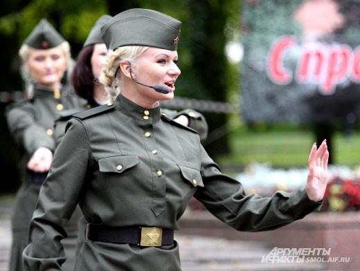 В этом году в Смоленской области впервые проводится конкурс красоты «Мисс Полиция 2013».