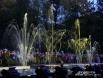 На главной площади города в честь юбилея фонтаны станцевали под музыку.