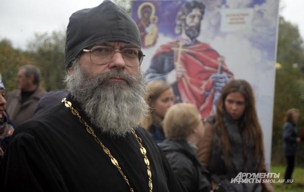 Благочинный Починковского района протоиерей Николай Бондар
