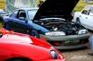 На Car Dream Fest приехали автомобили из ЦФО, стран СНГ и Балтии