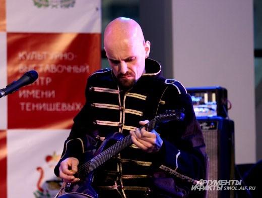 Группа  Poweronoff приехала в Смоленск из побратима Смоленска Хагена на празднование 1150-летия города.
