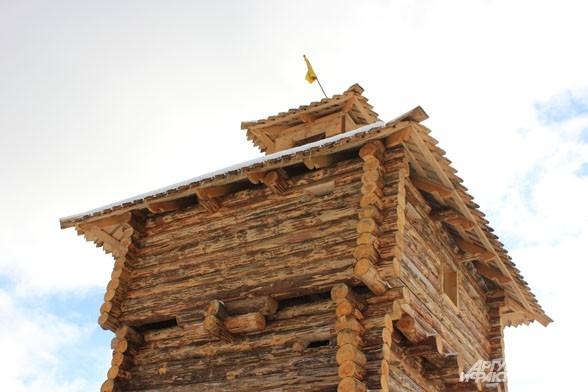 Сторожевые башни по технологиям XVI века