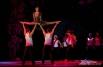 Зрители были в восторге от того, в какой форме находится балерина