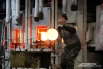 Первомайский стекольный завод основан в 1879 году.