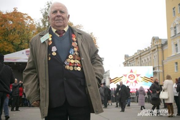 Праздник освобождения Смоленска