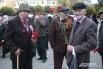 Ветераны на площади Ленина