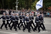Парад на площади Ленина