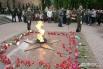 Смоляне отдают дань памяти за освобождение Смоленска, которое произошло 70 лет назад