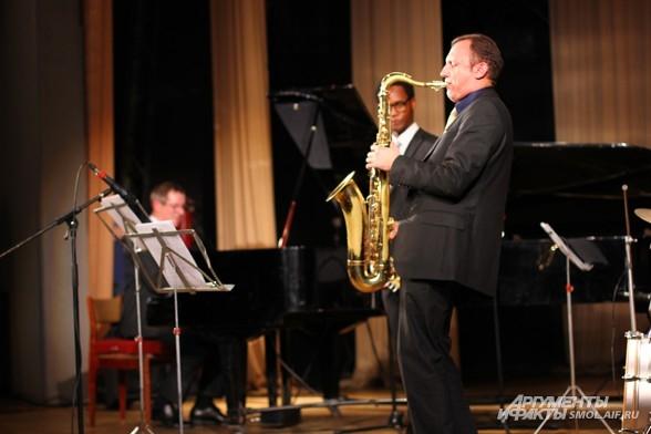 Произведения классиков джаза звучат при каждом исполнении по-новому