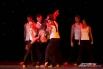 Большинство танцевальных номеров проходило с участием шоу-балета