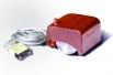 Первая в истории компьютерная мышь была представлена 9 декабря 1968 года исследователем Дугласом Энгельбартом. Патент на это устройство инженер получил в 1970 году. На фото: первый прототип по патенту Энгельбарта.