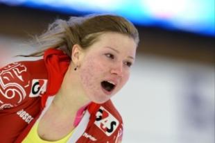 Челябинская конькобежка завоевала полный комплект наград на Кубке мира