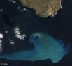 Подводное извержение вулкана El Hierro.