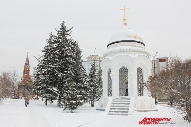 По словам экспертов, в Иркутске сохраняется аномально теплая погода.