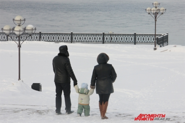 Прогуляйтесь по Иркутску и вы.