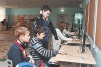 Современные дети легко находят общий язык с цифровой техникой.