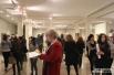 Выставка вызвала широкий интерес публики.
