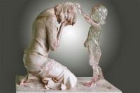Памятник нерожденным детям. Скульптор Мартин Кудашек.