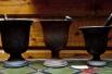 Выставка старинных ступок открылась в Омске.