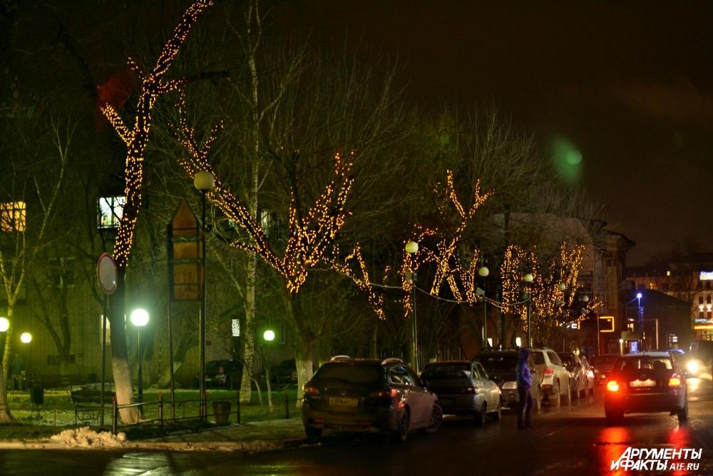 Улица Каминского